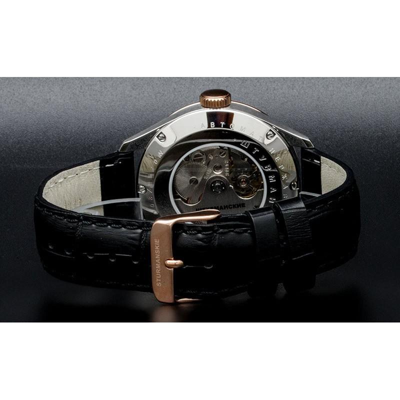 """2416/1866997 российские механические наручные часы Штурманские """"Открытый космос"""" для мужчин  2416/1866997"""