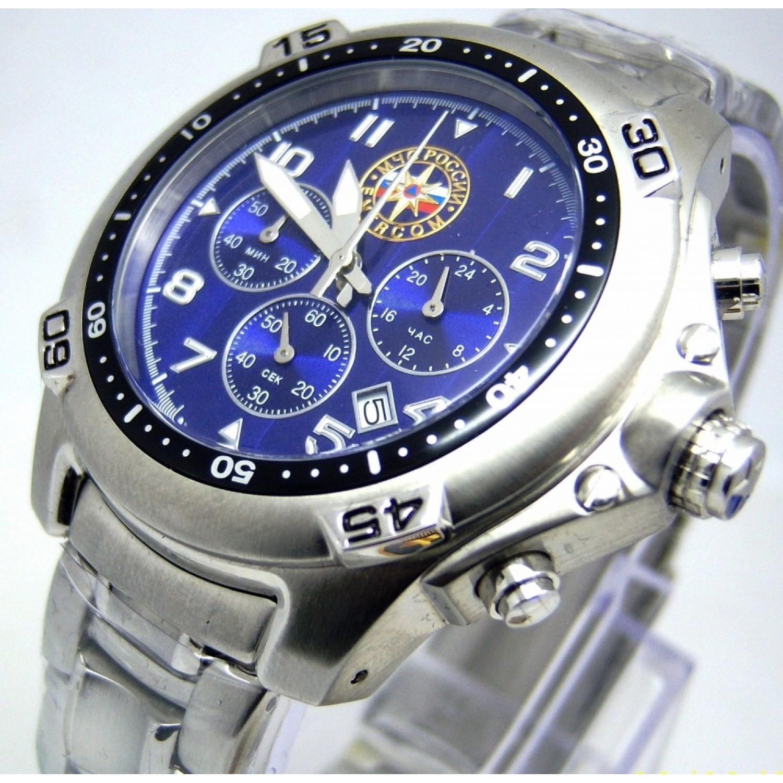 """С1060173-OS20 российские военные кварцевые наручные часы Спецназ """"Профессионал - МЧС"""" для мужчин  С1060173-OS20"""