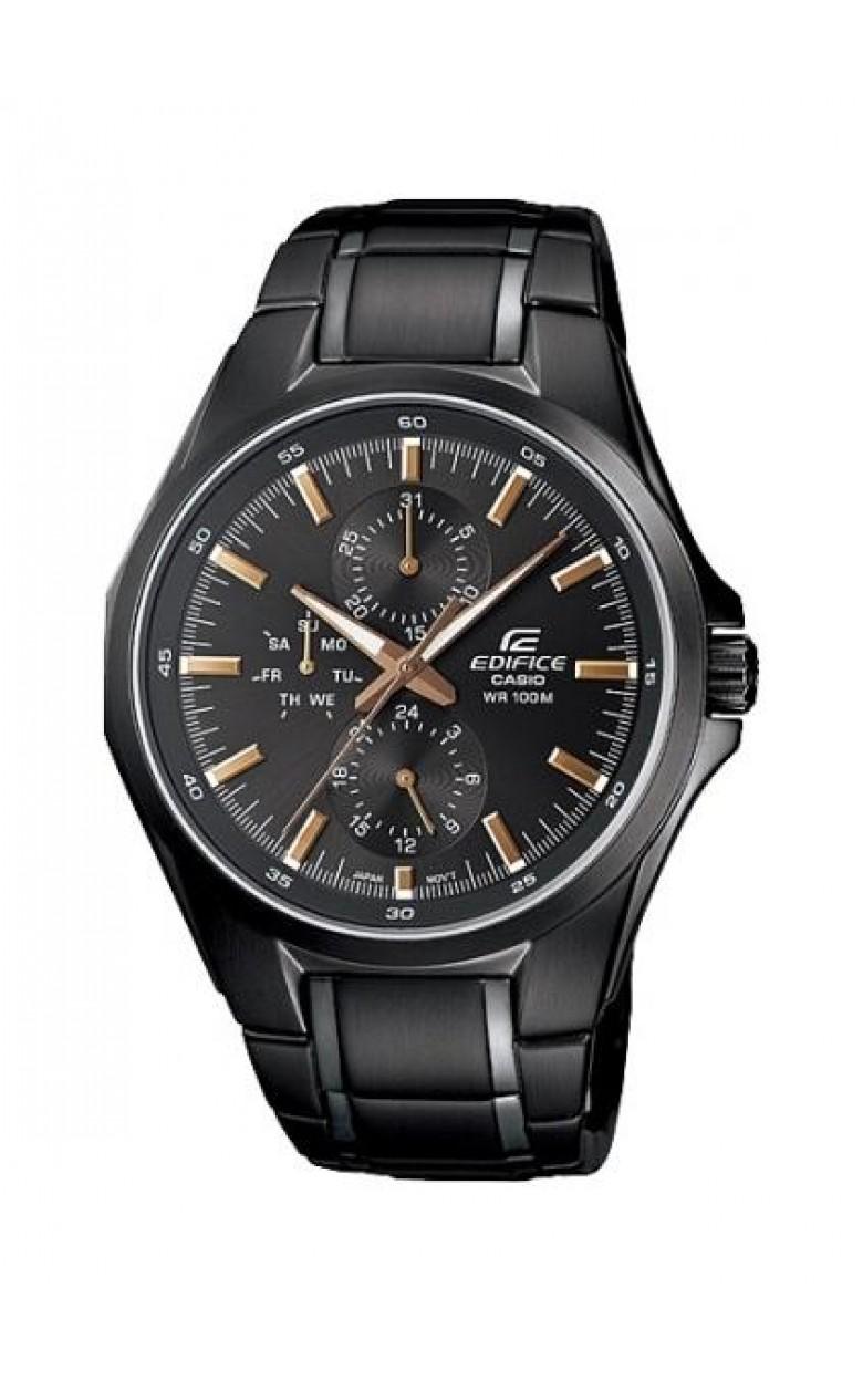 EF-339BK-1A9 японские кварцевые наручные часы Casio