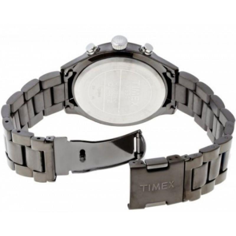 """T2N946 A RUS  кварцевые с функциями хронографа часы Timex """"Traveller Series World Time""""  T2N946 A RUS"""