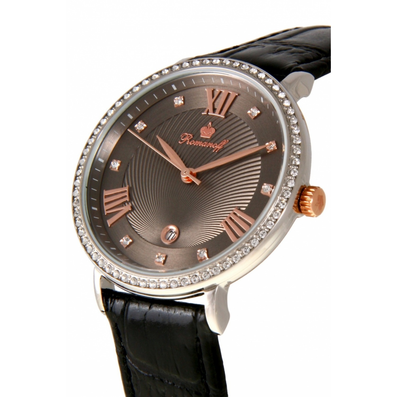 """1321T/TB3BL российские кварцевые наручные часы Romanoff """"Ballet"""" для женщин  1321T/TB3BL"""