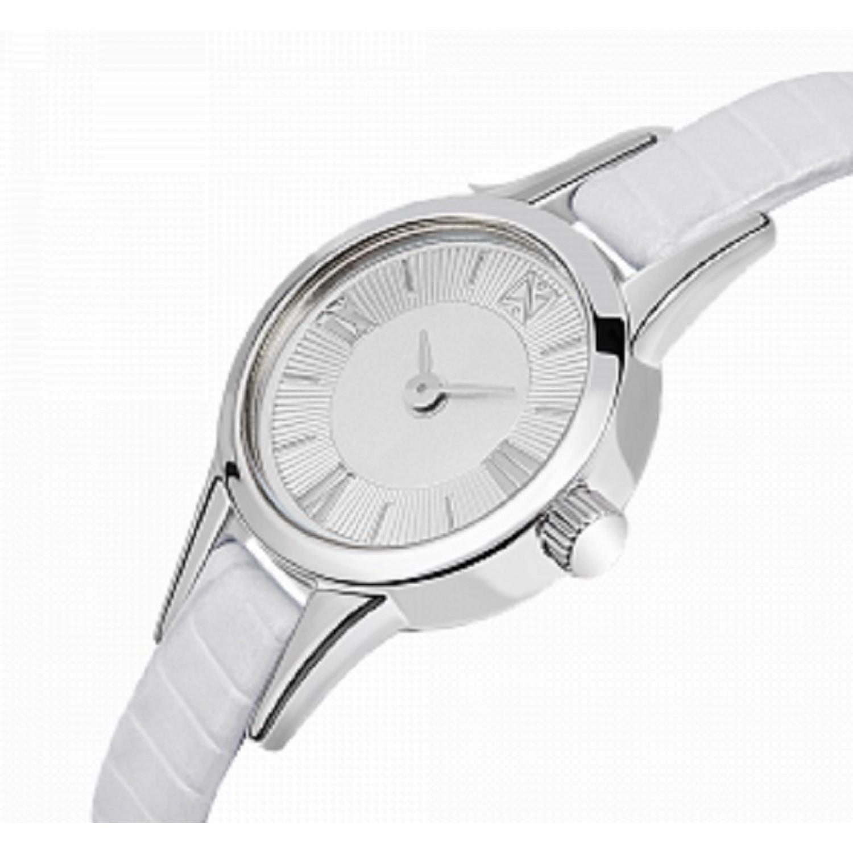 0303.0.9.13C российские серебрянные женские кварцевые часы Ника