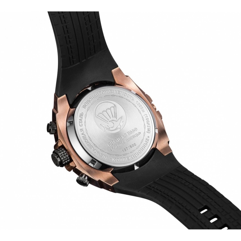 С9472312-20 российские водонепроницаемые тактические кварцевые наручные часы Спецназ