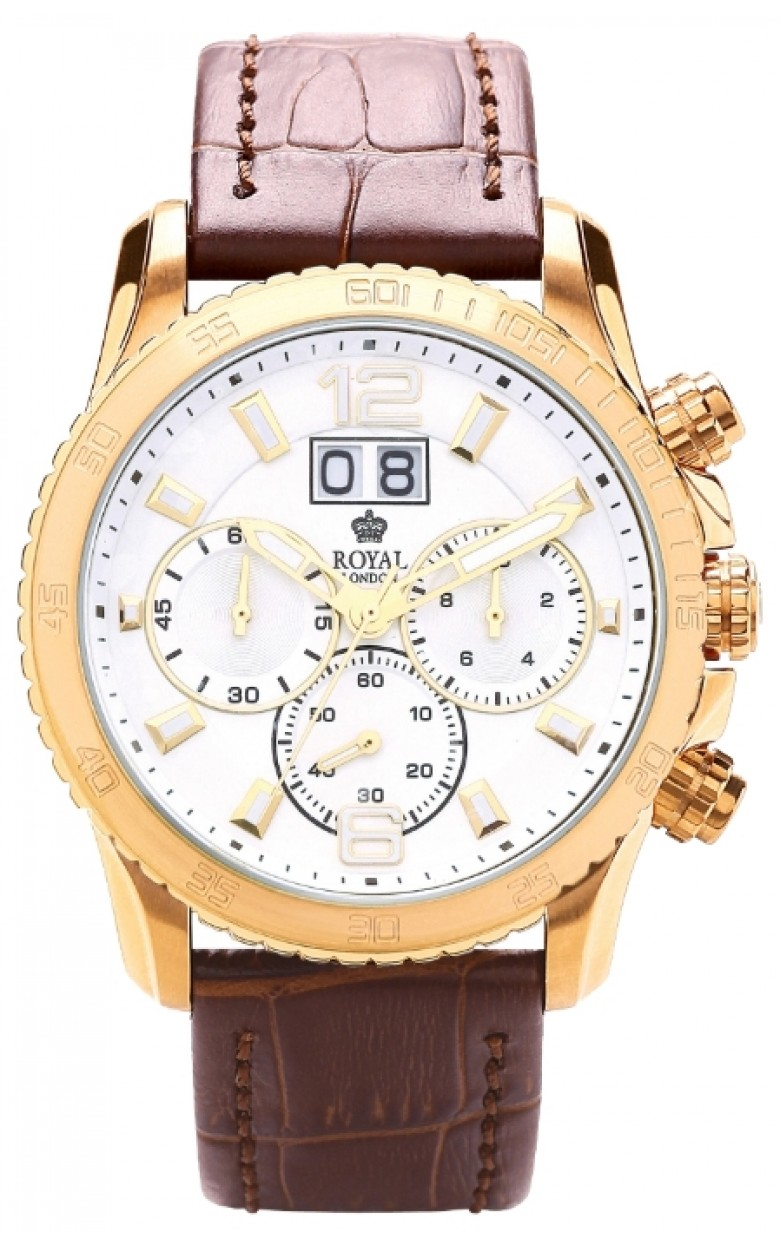 41271-03  мужские кварцевые наручные часы Royal London