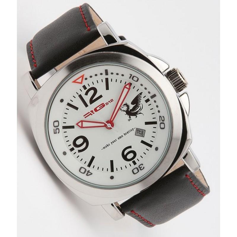 """G50861-201  кварцевые наручные часы RG512 """"Leather Line"""" для мужчин  G50861-201"""