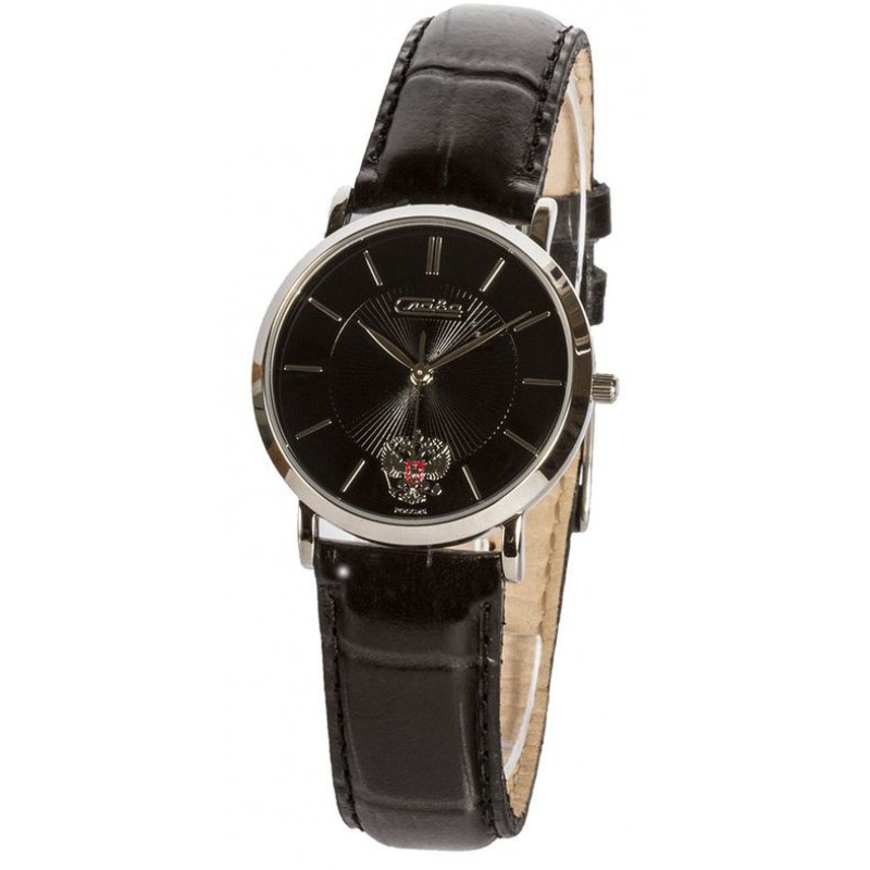 1121659/300-2035 российские универсальные кварцевые часы Слава