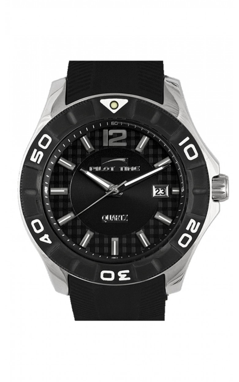1265595кк российские кварцевые наручные часы Pilot-Time