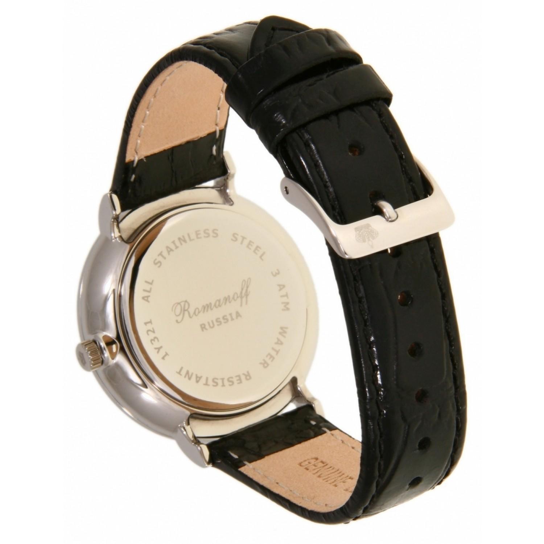 """1321G1BL российские женские кварцевые наручные часы Romanoff """"Ballet""""  1321G1BL"""