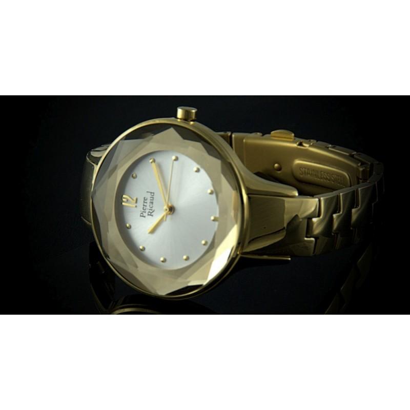 "P21026.1173Q  кварцевые часы Pierre Ricaud ""Bracelet""  P21026.1173Q"