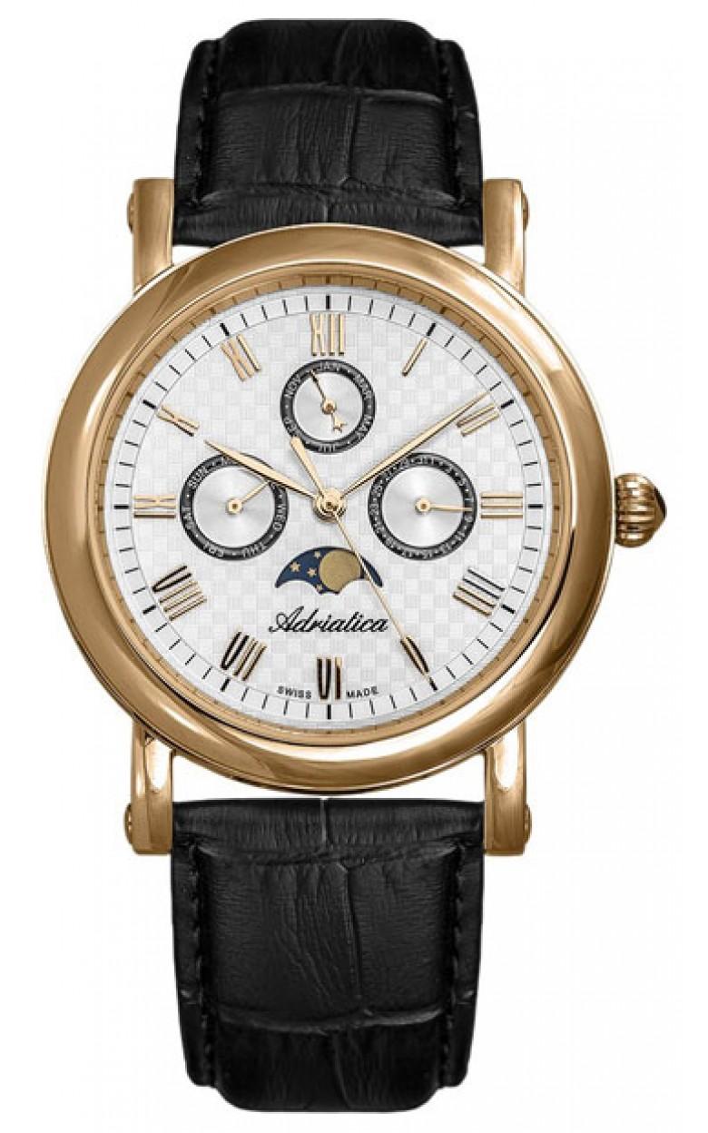 А1023.523Q швейцарские часы Adriatica  А1023.523Q