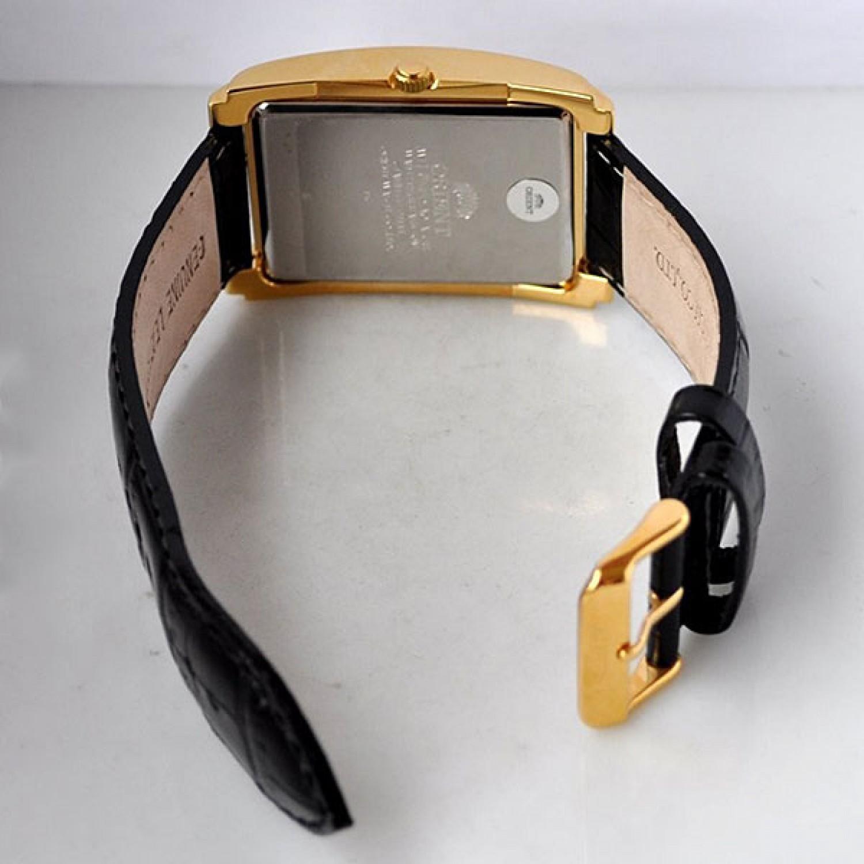 """FUNED001B0 японские мужские кварцевые часы Orient """"Dressy Elegant""""  FUNED001B0"""