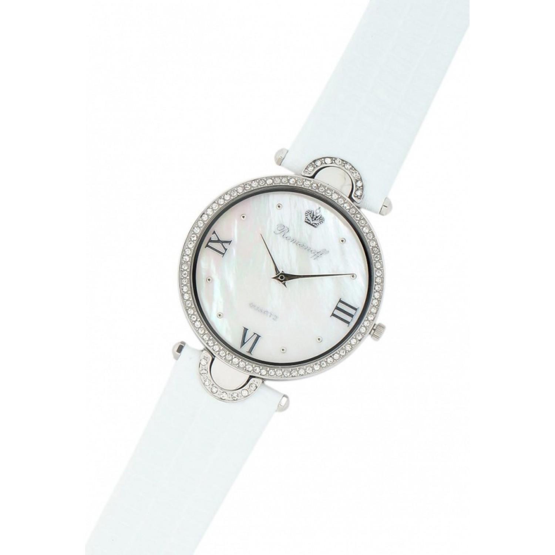 "3031G1W российские кварцевые наручные часы Romanoff ""Элеганс"" для женщин  3031G1W"