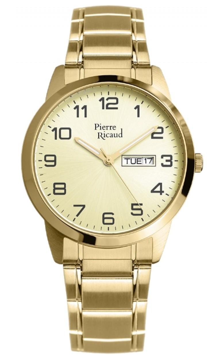 "P15477.1121Q  кварцевые часы Pierre Ricaud ""Bracelet""  P15477.1121Q"