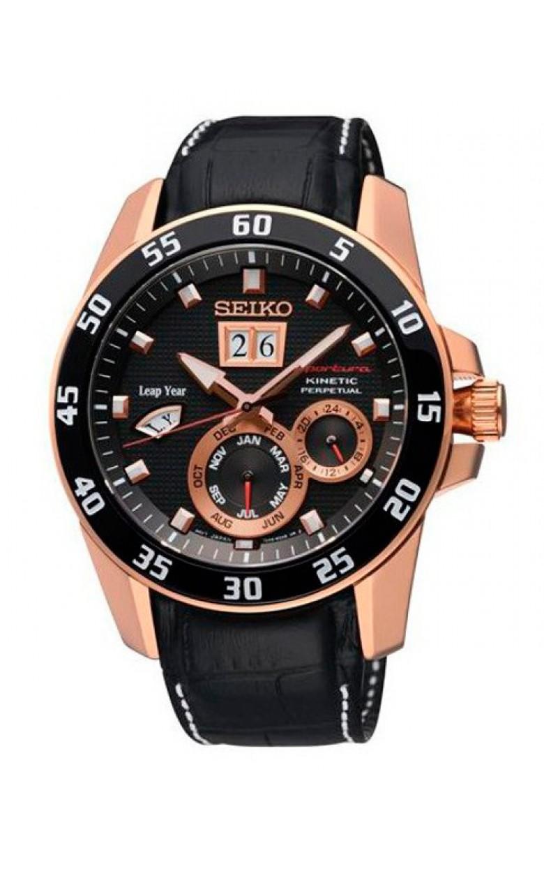 SNP056J1 японские кварцевые наручные часы Seiko для мужчин  SNP056J1