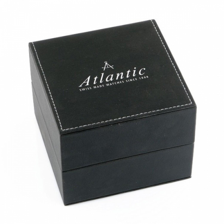 """27349.41.65 швейцарские мужские кварцевые наручные часы Atlantic """"Seamoon""""  27349.41.65"""