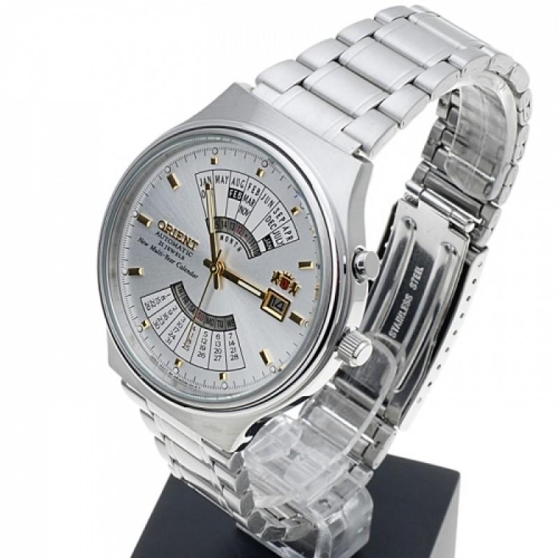 """FEU00002WW японские мужские механические часы Orient """"Sporty Automatic""""  FEU00002WW"""