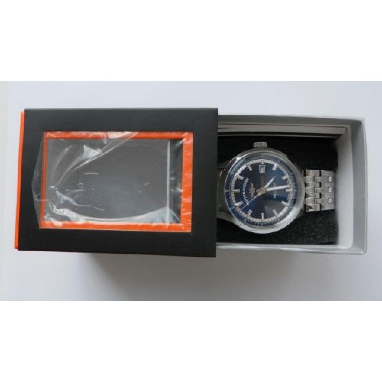 NH35/1831210 российские механические наручные часы Штурманские для мужчин  NH35/1831210