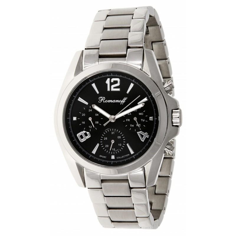 10408GG3 российские кварцевые наручные часы Romanoff