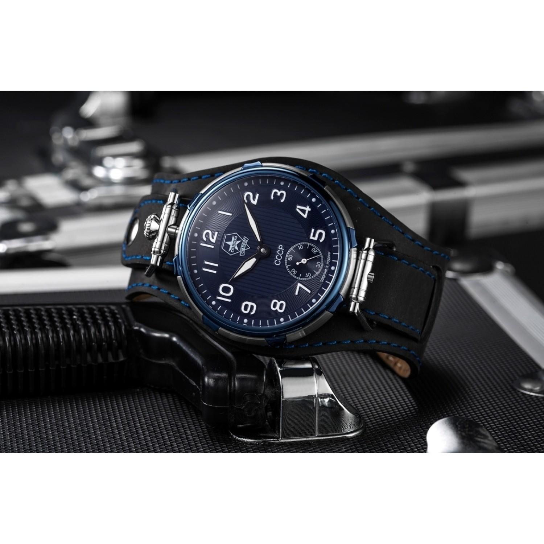 С9457326-3603 российские тактические мужские механические наручные часы Спецназ