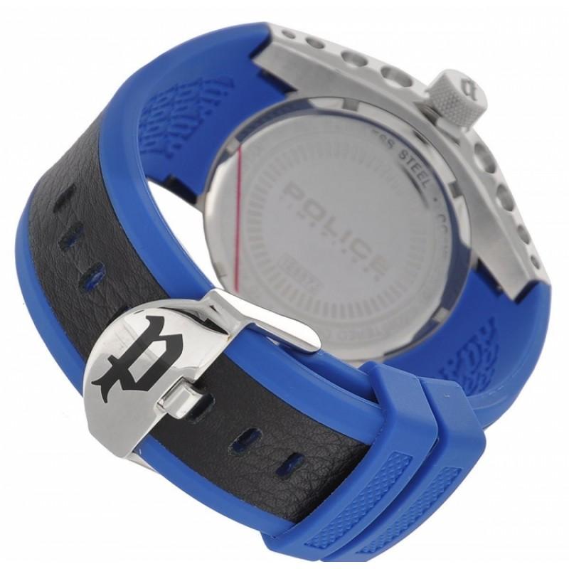 "PL-12557JS/04B  кварцевые наручные часы Police ""Prowler"" для мужчин  PL-12557JS/04B"