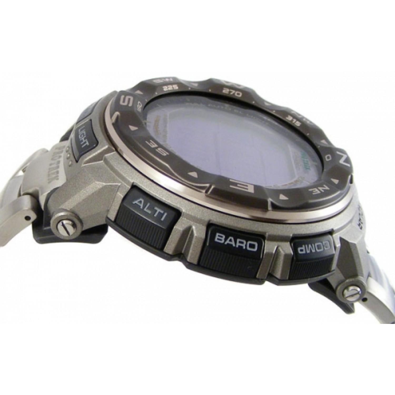 PRG-250T-7D японские водонепроницаемые мужские кварцевые наручные часы Casio