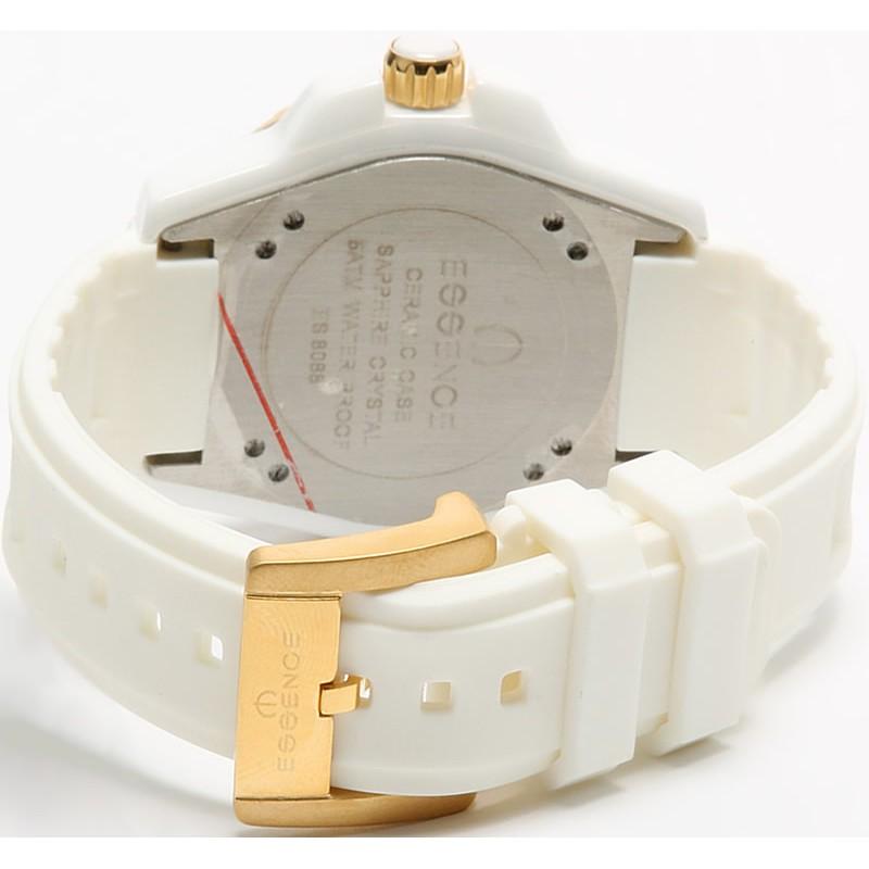 """8088-1111M  мужские кварцевые часы Essence """"Ceramic woman"""" с сапфировым стеклом 8088-1111M"""