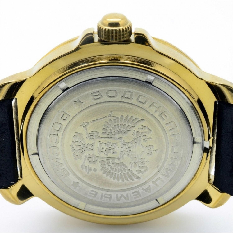 """819943/2414 российские военные механические наручные часы Восток """"Командирские"""" для мужчин  819943/2414"""