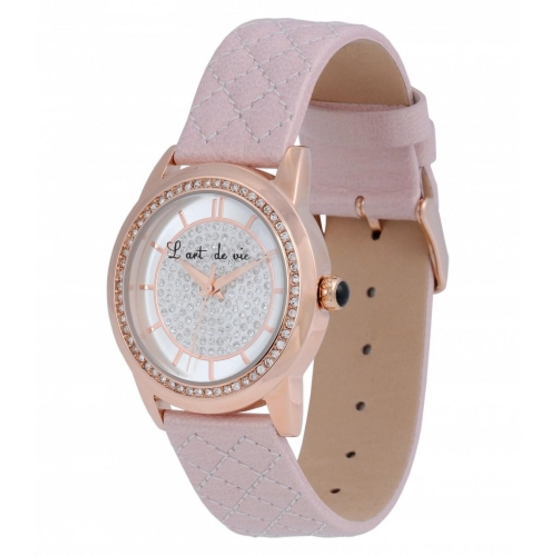 2035/7729275 российские женские кварцевые часы Полёт-Стиль  2035/7729275