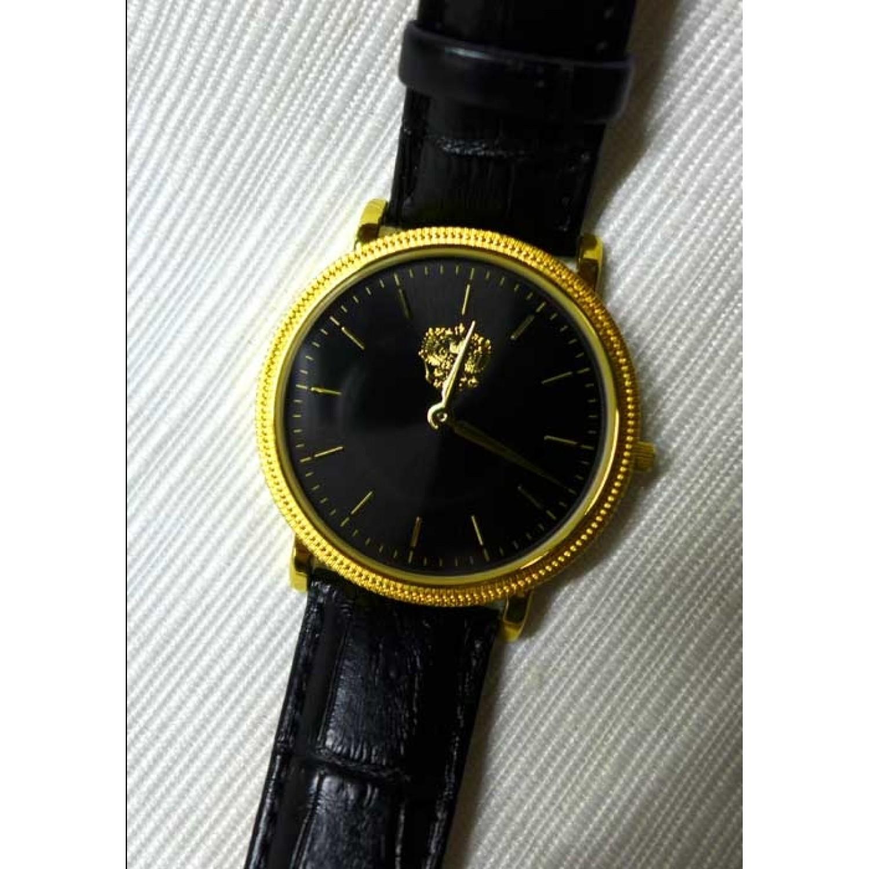 1019536/1L22 российские кварцевые наручные часы Слава