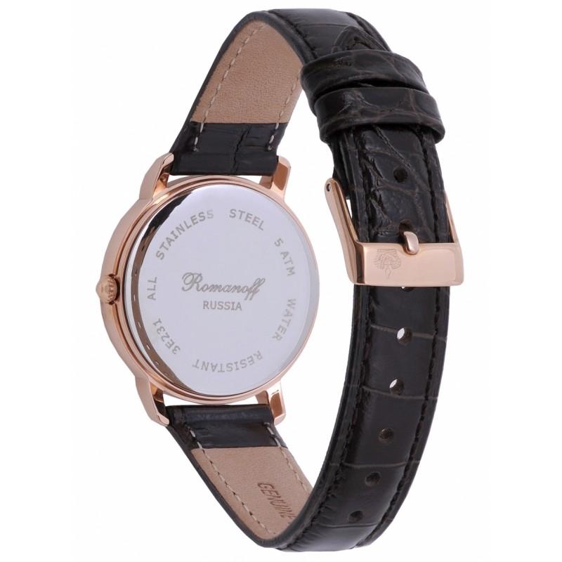 3231A1BL российские женские кварцевые наручные часы Romanoff  3231A1BL
