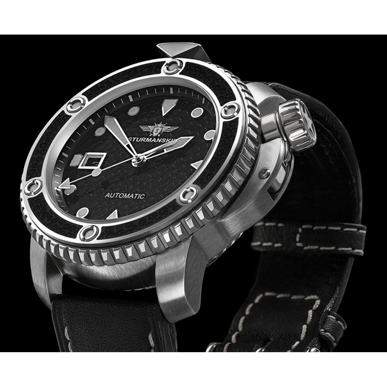 NH35/1825899 российские водонепроницаемые механические наручные часы Штурманские