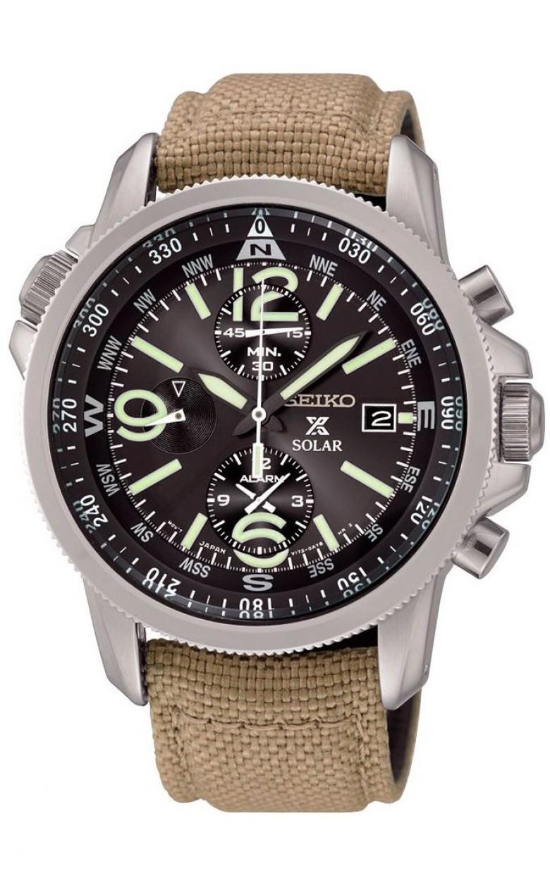 SSC293P1 японские мужские кварцевые наручные часы Seiko