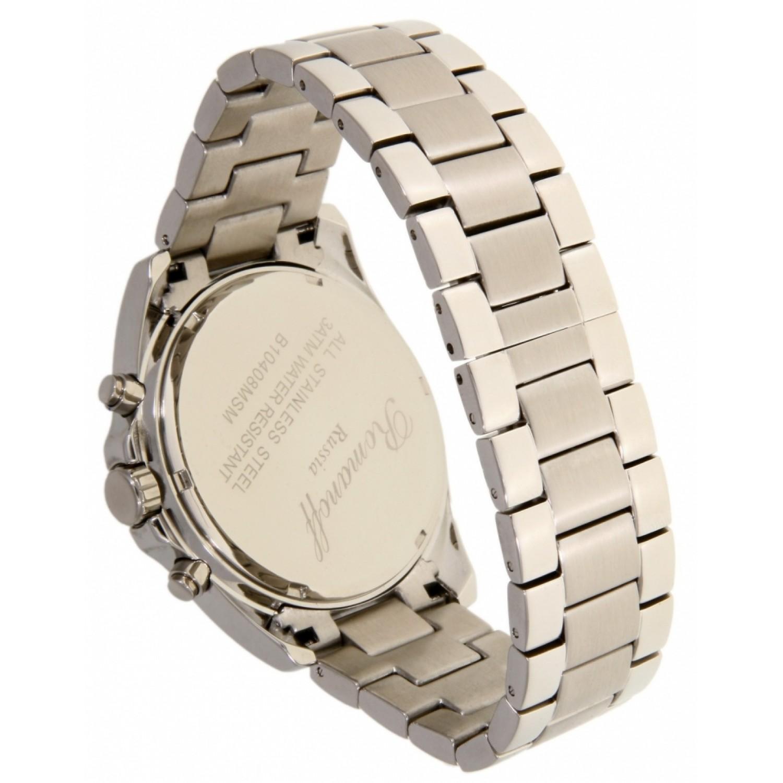"""10408GG3 российские кварцевые наручные часы Romanoff """"Grand sport"""" для женщин  10408GG3"""