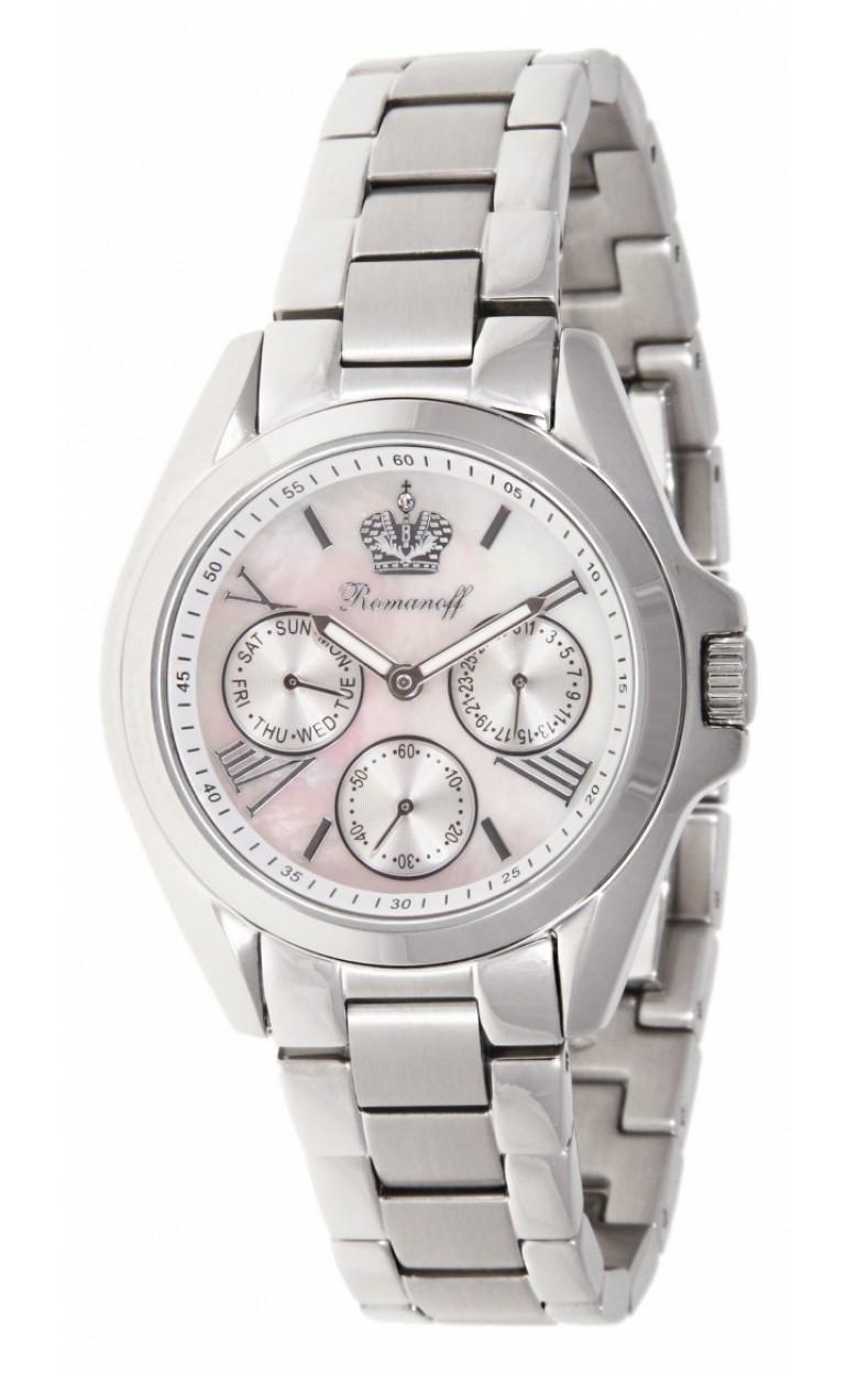 """10408LG1 российские женские кварцевые наручные часы Romanoff """"Grand sport""""  10408LG1"""