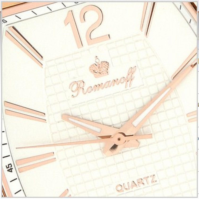 10343B1BR российские мужские кварцевые наручные часы Romanoff  10343B1BR