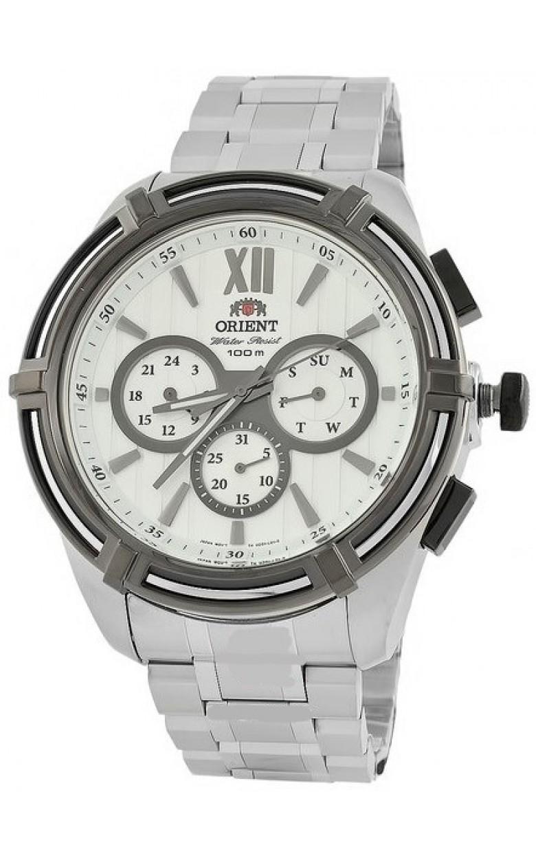 FUZ01003W0 японские кварцевые наручные часы Orient