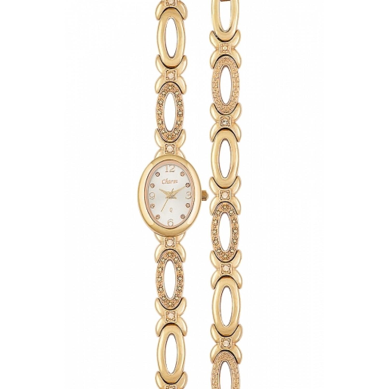 51156141 российские кварцевые наручные часы Charm для женщин  51156141