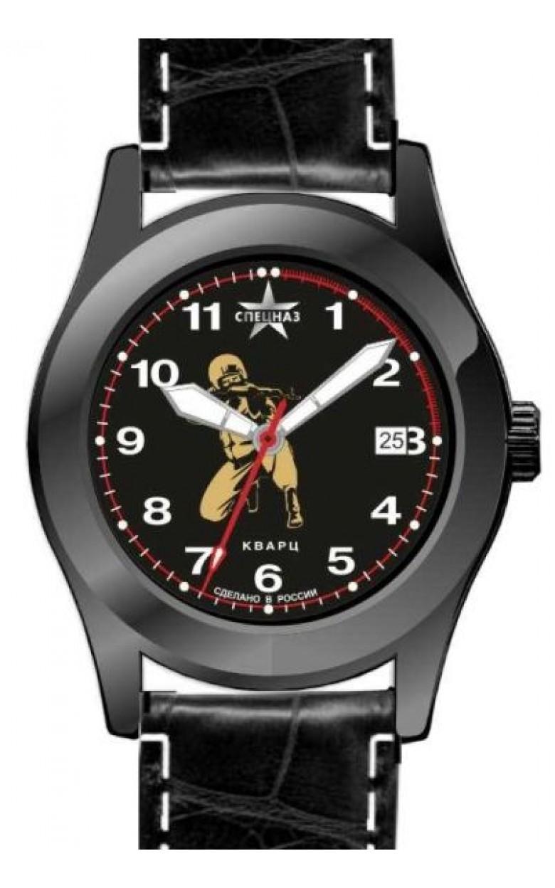 С2004280-05 российские военные кварцевые наручные часы Спецназ