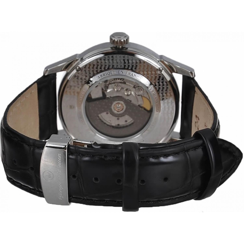 YBH 8341-01 YB 0018  механические наручные часы Yonger&Bresson для мужчин  YBH 8341-01 YB 0018