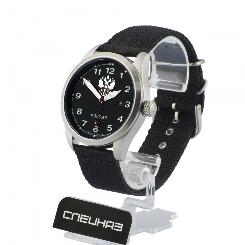 С2861323-2115-09 российские военные мужские кварцевые часы Спецназ