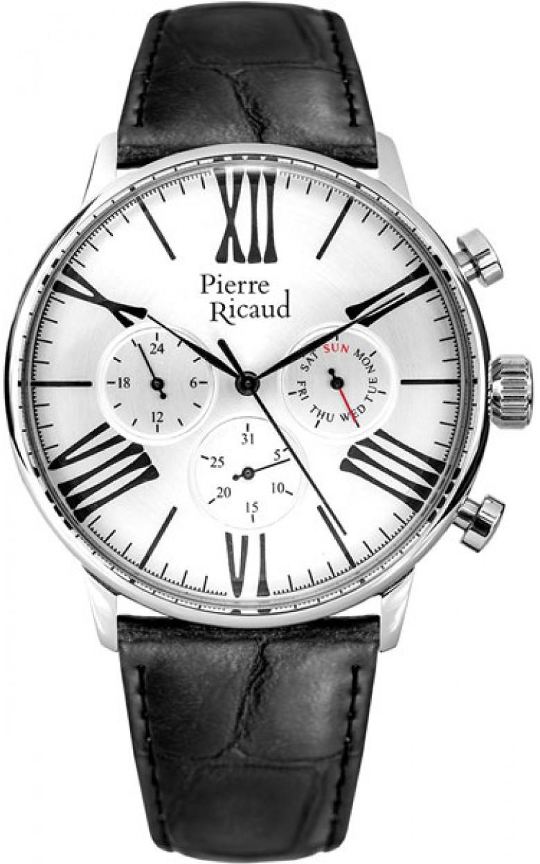 P97212.5263QF  кварцевые наручные часы Pierre Ricaud