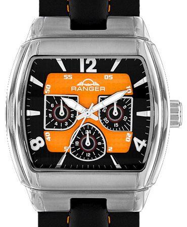10040032  кварцевые с функциями хронографа часы Ranger  10040032