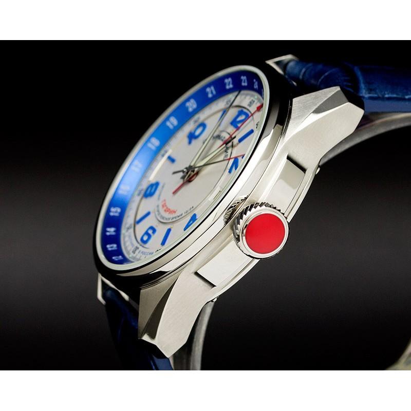 """2426/4571143 российские механические наручные часы Штурманские """"Гагарин 24 часа"""" для мужчин  2426/4571143"""