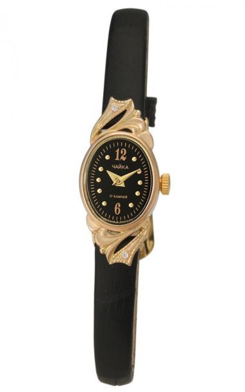 94350-156.152 российские золотые женские механические часы Platinor