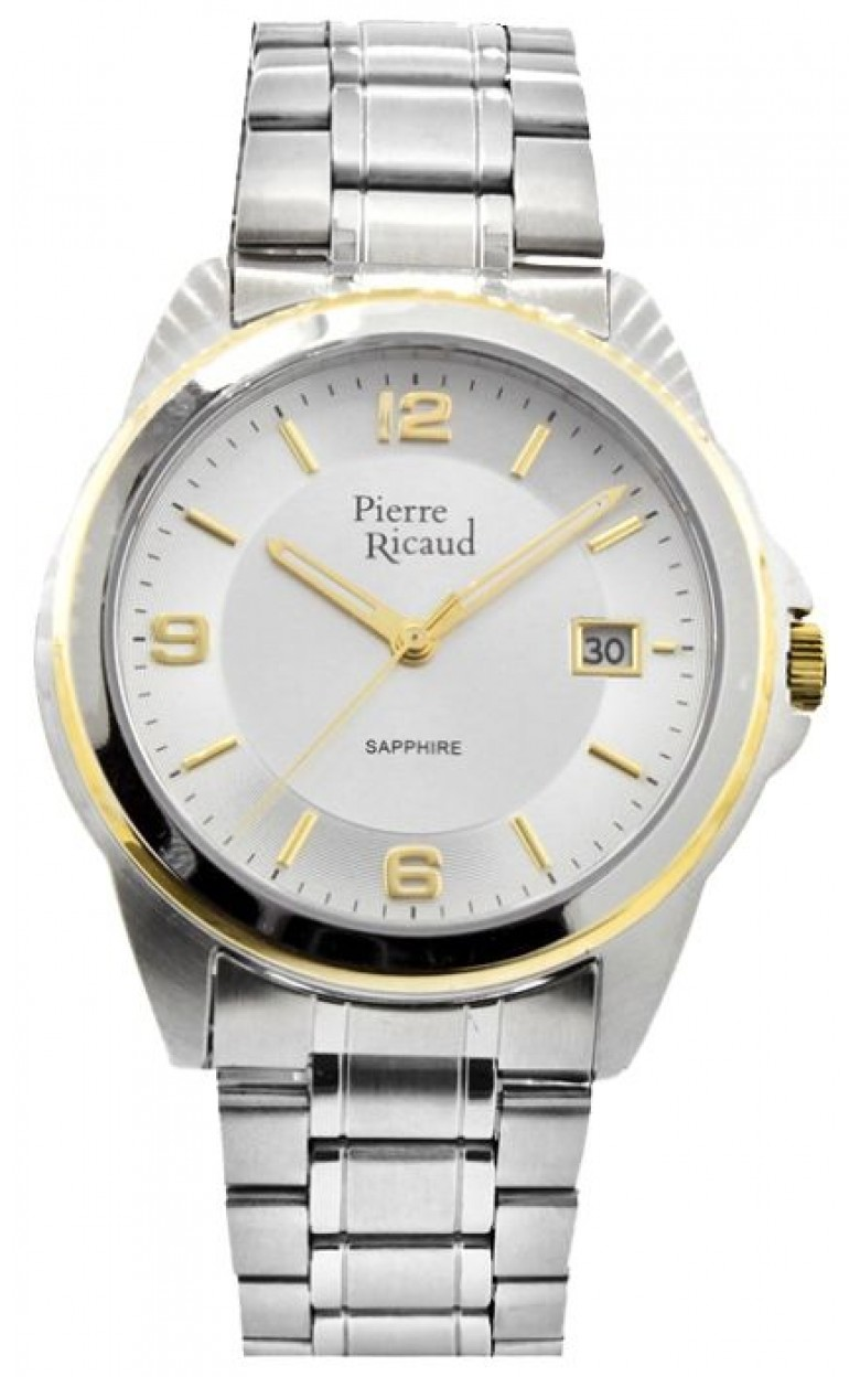 P15829.2151Q  кварцевые наручные часы Pierre Ricaud  P15829.2151Q