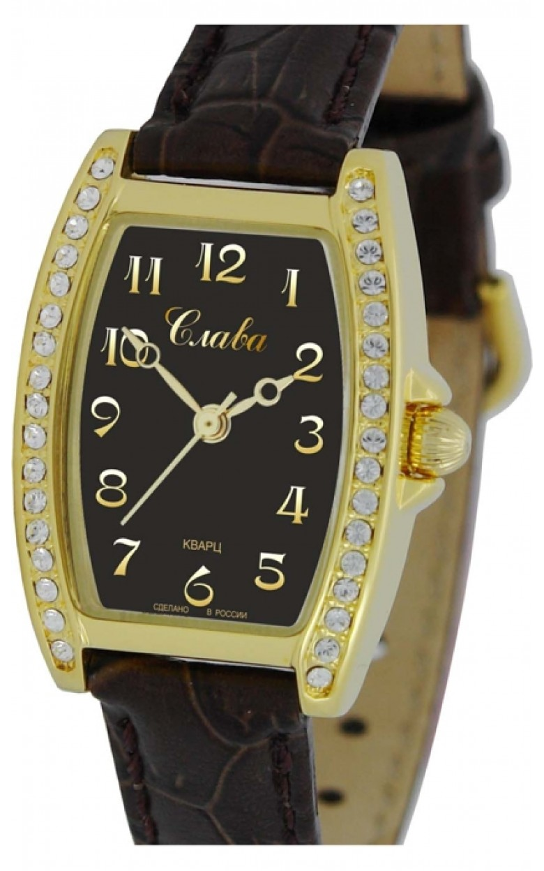 5063046/2035 российские женские кварцевые наручные часы Слава