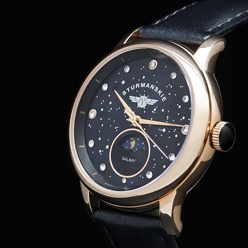 9231/5369194 российские кварцевые наручные часы Штурманские для женщин  9231/5369194