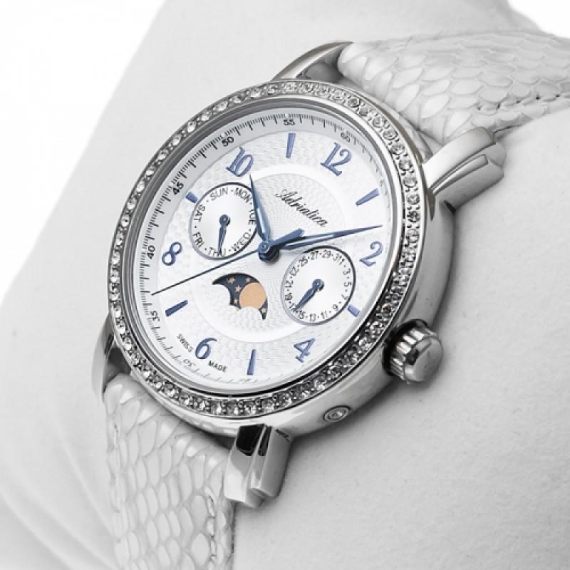 A3601.5213QFZ швейцарские кварцевые наручные часы Adriatica для женщин  A3601.5213QFZ