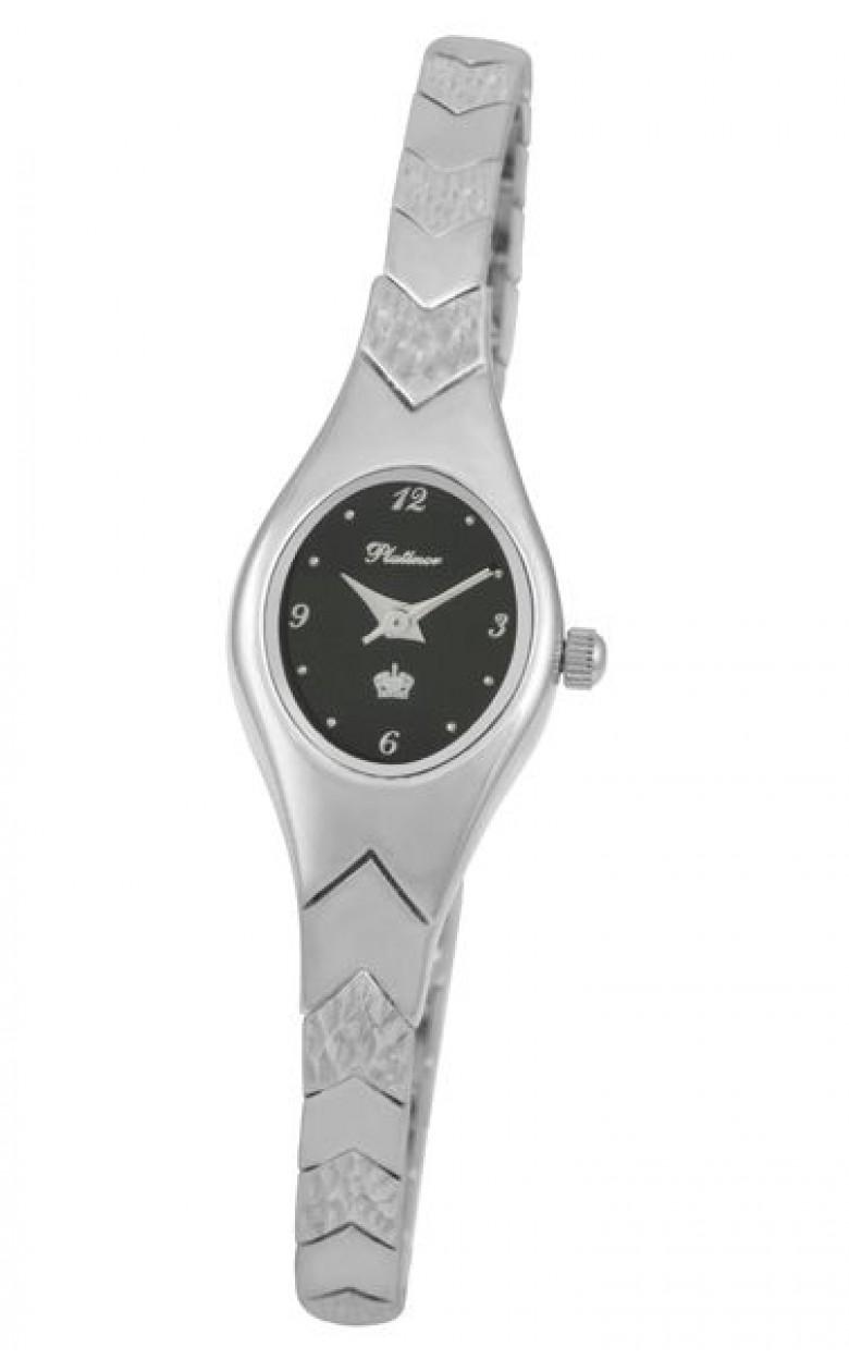 70600.207 российские серебрянные кварцевые наручные часы Platinor