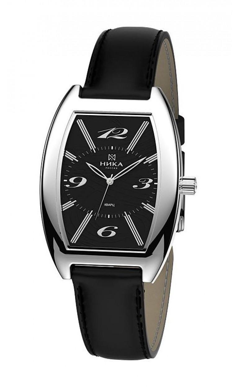 1039.0.9.52-10,10 российские серебрянные мужские кварцевые часы Ника